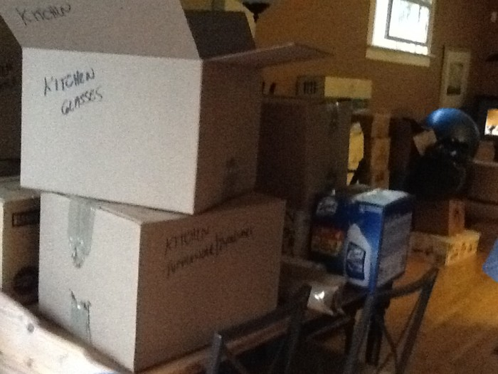 Boxes Everywhere