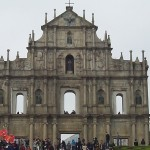 Ruins of St Paul's, Macau
