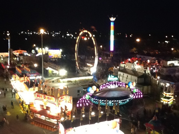 The Westerner Fair, Red Deer