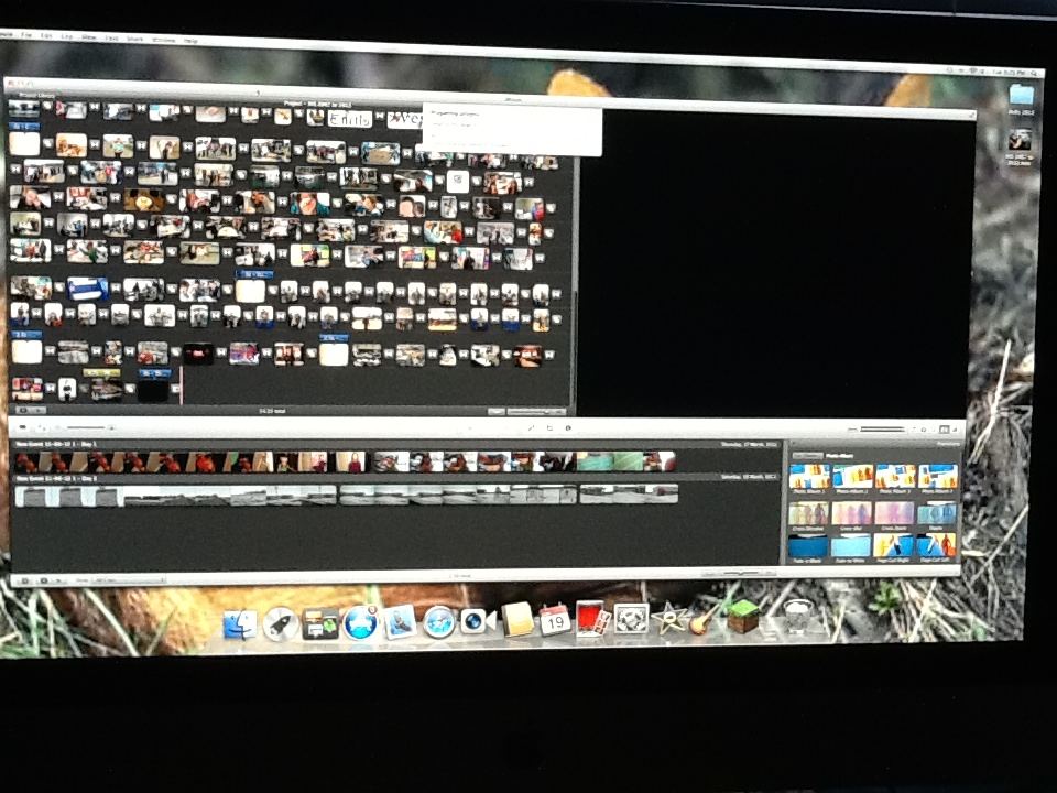 Exporting the IHS 2007-12 Movie