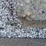 Pebbles and Cement