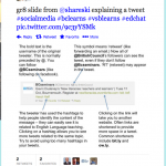 @shareski anatomy of a tweet