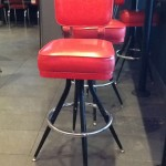 Fat Burger Stool