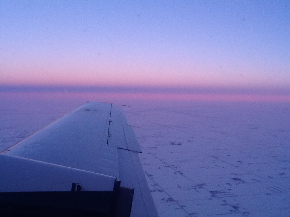 Dusk over Wingtip