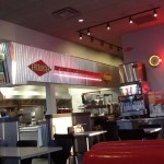 Inside Fat Burger