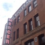Mercer Tavern signs (old & new)