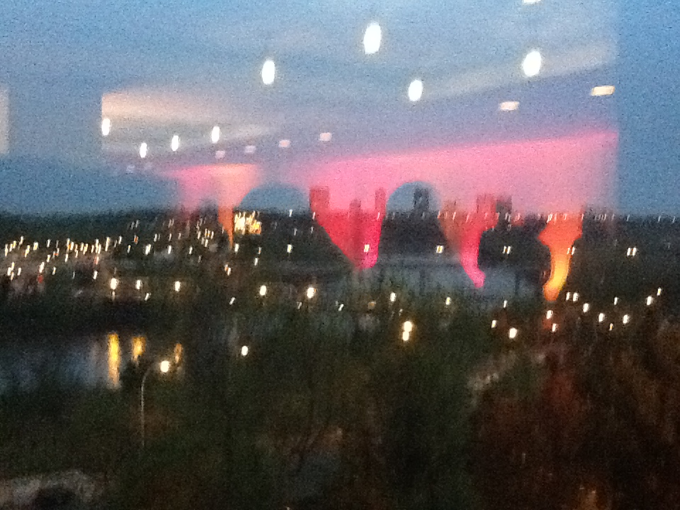 Reflections, Riverview Room