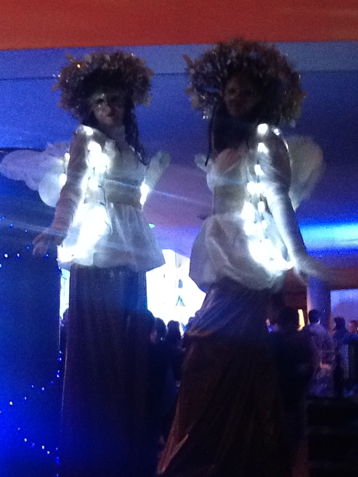 Fairies on Stilts